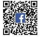 FACEBOOKサイトのQRコード